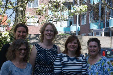 team huisartsenpraktijk Elbers & van Soest, Haarlem- Noord Catharinahuis, vrouwelijke huisarts