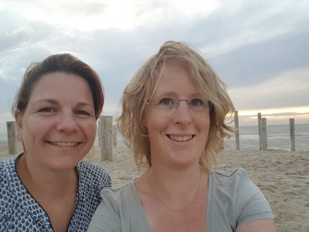 dokter Elbers & dokter van Soest foto strand huisartsenpraktijk Elbers & van Soest Haarlem Noord Cat